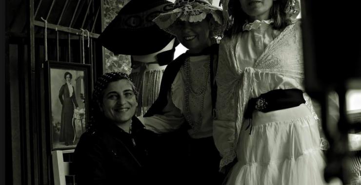Protagonistas Feira 1900 Curtis Lembranza