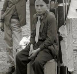 Mozos moda 1900